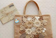 Crochet bags / by Olesya Nizhegorodova