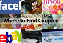 couponing & ways to save money=) / by Katlyn Yost