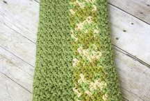 Crochet Face Cloths and Soap Savers