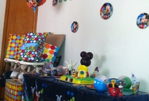 Mickey mouse club house / by Anna Palmer