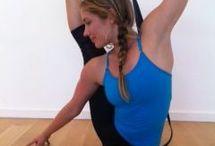 yoga con cinturon