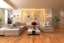 Wooden Flooring open plan