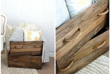 DIY: furniture, re-finish / by Sarah Gardner