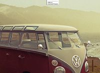 VW Official Collection / Collection of very well designed official volkswagen gadgets for all passionate amateurs of VW Beetle & Bulli.