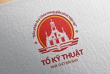 Logo Công giáo - Tổ kỹ thuật Nhà thờ Bãi san