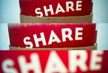 *Sharing on Social Media / If you want to be successful on social media you have to share!  Find out everything you need to know about social sharing and why it is important for your business. / by CaptureHits Marketing Group