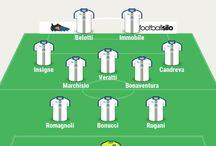 Football Lineups