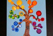 Haust, fargelære, måling