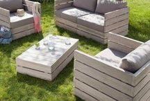 Pallets forniture