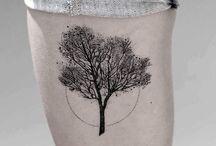 Nature inspired tattoos