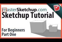 Sketchup, Autocad, 3d Studio ...