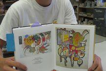Art-Kandinsky / A collection of art to help teach the art of Wassily Kandinsky.