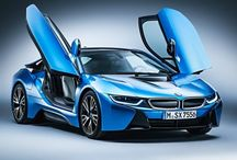 2015 BMW i8 Image Collections