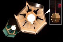 Lamp Capside
