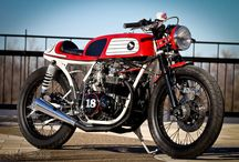 Classic Motorcycles / There is something extraordinary about classic motorycles / by Kristinn Jónasson