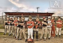 Baseball team pics
