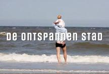 De Ontspannen Stad / De Ontspannen Stad wordt uitgezonden op OPEN Rotterdam en gaat over alle manieren waarop Rotterdammers ontspannen.
