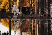 Tivoli Gardens Tour / The majestic summerhouses of Tibur, between the falls of the Aniene river and the Sabine hills, where the roman aristocracy spent their rest periods.