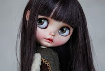 Dolls Cute Big Eyed