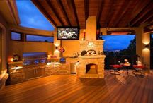 Outdoor Living Spaces / Perfect patios, porches and other outdoor spaces made for relaxing and entertaining.