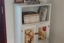 Reciclando Muebles y Objetos