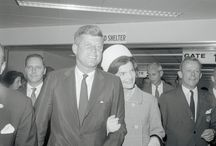 1960 - Novembre. John Fitzgerald KENNEDY / 1: S. Francisco. 2: SF Cow Palace. San Diego 3: Wichita Falls 4: Chicago 4: Norfolk 5: Bridgeport 5: NY Coliseum 6: Waterbury Conn 6: Commack Sports Arena, Commack 7: Providence City Hall. Vermont. Exchange Place 7: Boston Garden 7: Faneuil Hall, CBS. 8: Election Day 9: HP 11: Barsntable AirPort, then PB 14: conference presse Miami with R. Nixon 17: ranch LBJ 20: PB, golf 24: Georgetown  Après le 25: sortie Hôpital 26: Georgetown 26: Georgetown University Hospital 27/11: Georgetown.