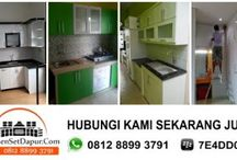 kitchen set cimanggu