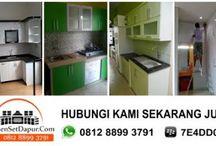 kitchen set cimanggu