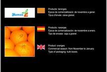 Taronges Numen / Cooperativa de Cítrics de Tortosa