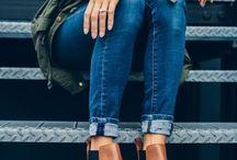 schicke Schuhe und Stiefel