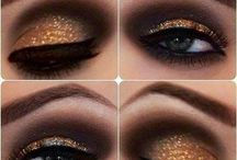 Lenses and Makeup / Tips to wear coloured contact lenses along with make up. / by UNIQSO