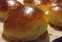 Panes y bollos sin gluten