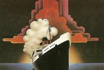 Art Deco and Futurism