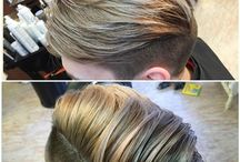 Hairstyles / haircuts, hairstyles, trends, guy, top, fresh style