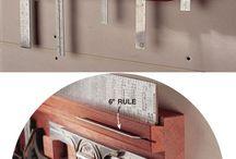 woodworking organizing
