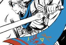 The Legend of Zelda / by Christopher Cureton
