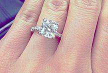 Tacori- round cushion cut halo engagement ring