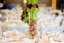 Wezi's African Summer Wedding / Ideas for Wezi's wedding in September 2014. Marquee under the African sun. Pastel colour scheme.