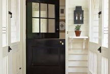 Side door enterway / by Christine Shoup