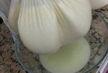 sütle yapılan gıdalar labne