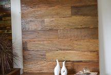 painel madeira demolição