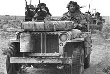 Militærkjøretøy