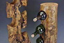 obiecte din lemn