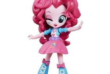 Equestria Girls Minis Figure & My little pony figures
