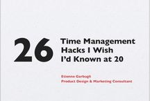 Time management in college / Your ability to manage your time is a big factor on the success you will have during college, not just academically, but also with the clubs and organizations you are a part of, your jobs, and even your social time. Here are some tips, ideas, and suggestions to help you manage your time in college more effectively.