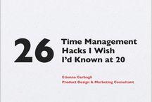 TIME MANAGMENT SKILLS