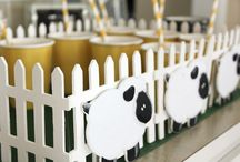 Lamb baby shower / by Lisa Blythe