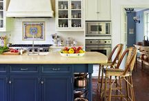 Kitchen Ideas / by Amy Bader