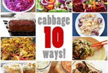 Whole 30- cabbage