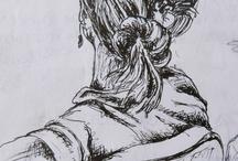 Desenhos/Estudos